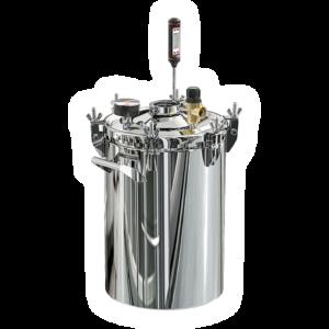 Автоклав классический 17л (кламп под дистиллятор)