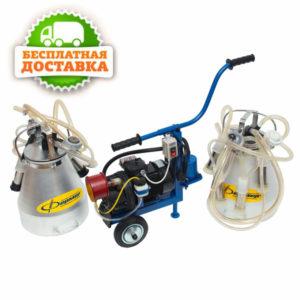 Доильный аппарат для двух коров Фермер АДЭ-03 Тандем