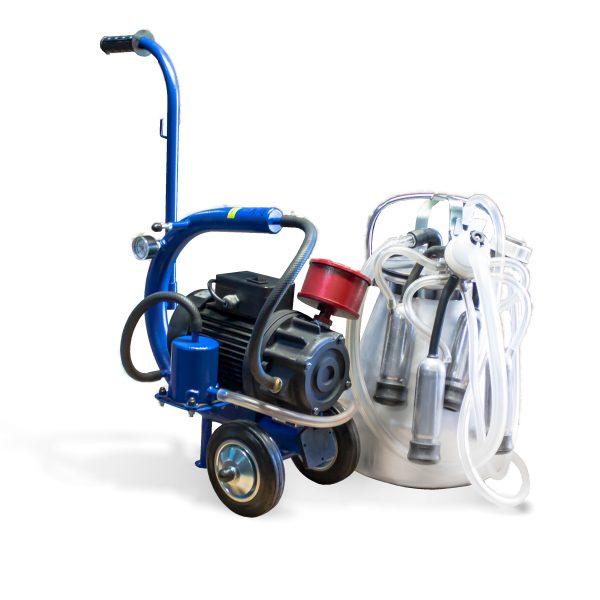 АДЭ-03 «Витала» сухого типа Доильный агрегат для коров, коз, кобылиц, верблюдиц, лосих